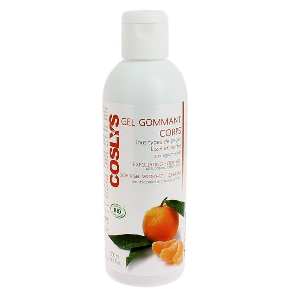 Gel Gommant Corps - 150ml- Coslys